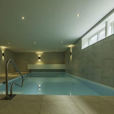 Binnenzwembad in Apeldoorn