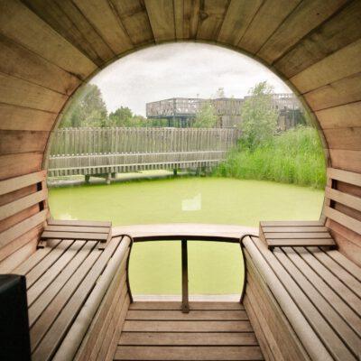 Freelodge Barrel Sauna
